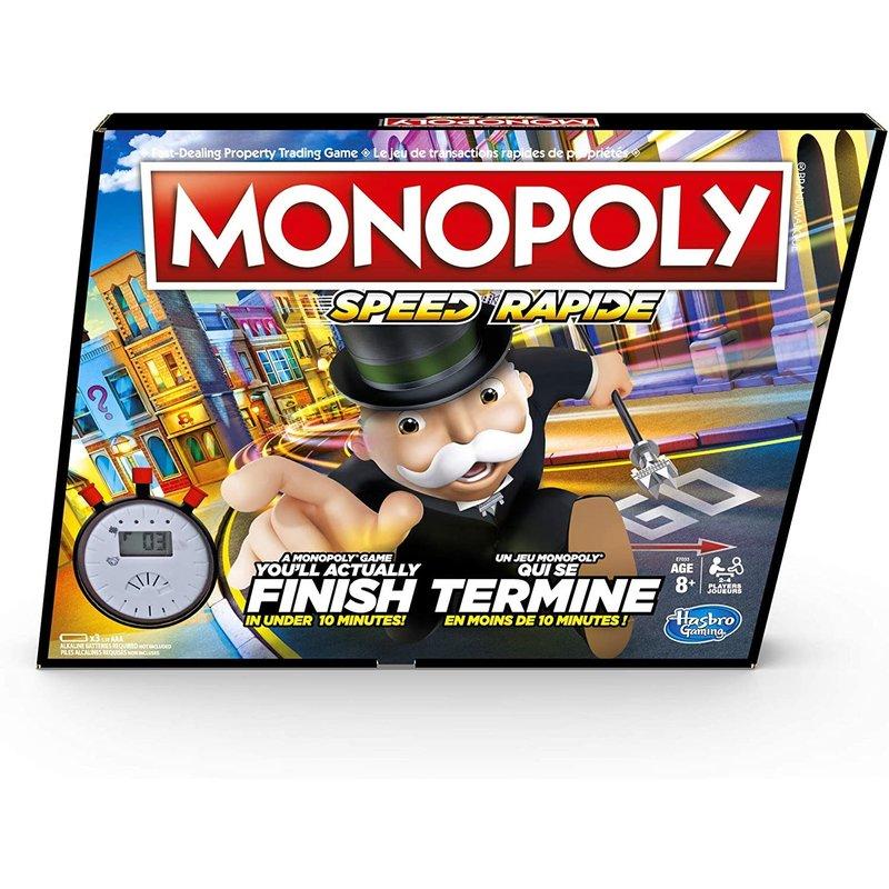 Hasbro Hasbro Game Monopoly Speed