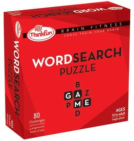 Thinkfun Thinkfun Game Brain Fitness Word Search Puzzle