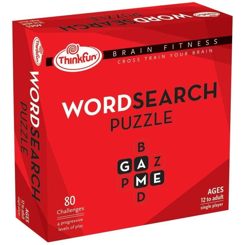 Thinkfun Thinkfun Game Brain Fitness Word Search Puzzle