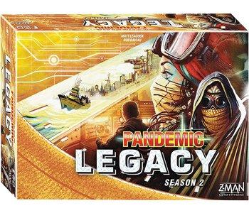 Z-Man Game Pandemic Legacy Yellow