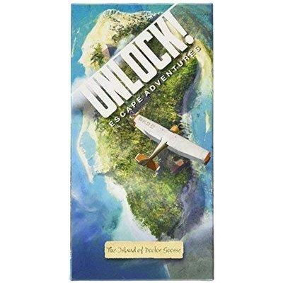 Unlock! Game: The Island of Doctor Goorse