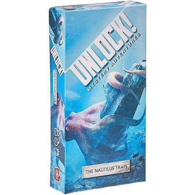 Unlock! Game: Nautilus Traps