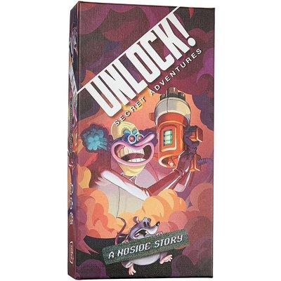 Unlock! Game: Noside Story