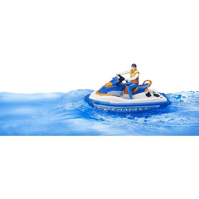 Bruder Bruder Personal Water Craft with driver