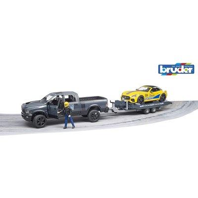 Bruder Bruder Dodge Ram with Roadster Racing Team