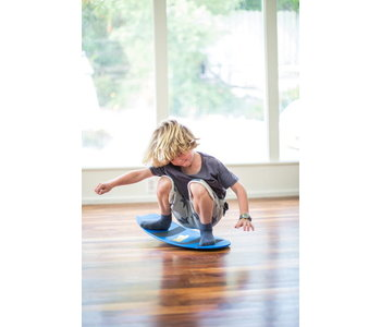 Spooner Board Freestyle Blue