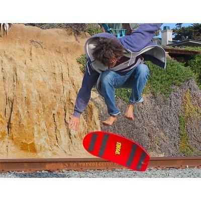 Spooner Board Pro Red