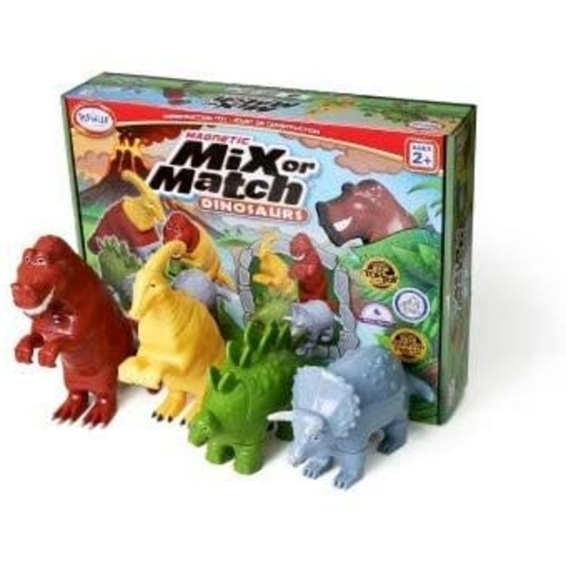 Popular Playthings Mix or Match Dinosaurs