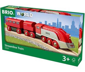 Brio Train Streamline Train