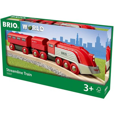 Brio Brio Train Steamline Train