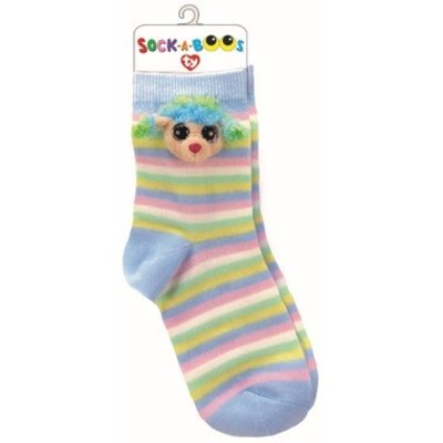 Ty Sock-A-Boos Rainbow