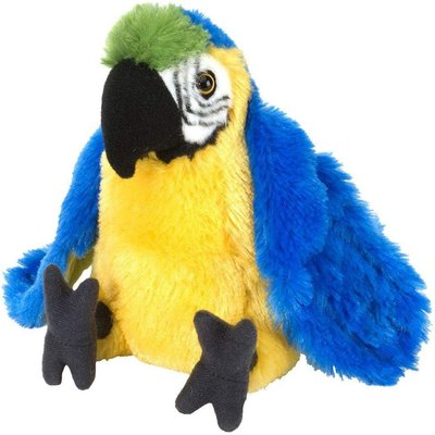 Wild Republic Wild Republic CK's Mini Macaw Parrot
