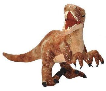 """Wild Republic Dino Realistic 17"""" Velociraptor"""