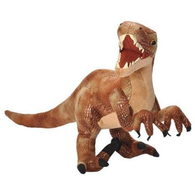 """Wild Republic Wild Republic Dino Realistic 17"""" Velociraptor"""