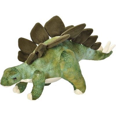 "Wild Republic Wild Republic Dino Realistic 17"" Stegosaurus"