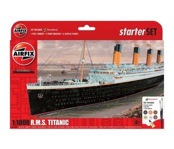 Airfix Model 1/1000 Titanic Starter Set