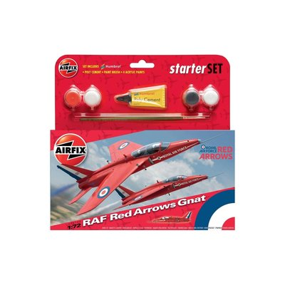 Airfix Model Snap Red Arrows 1/72