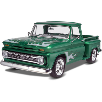 Revell Model 76 Chevy Pick-up Stepside
