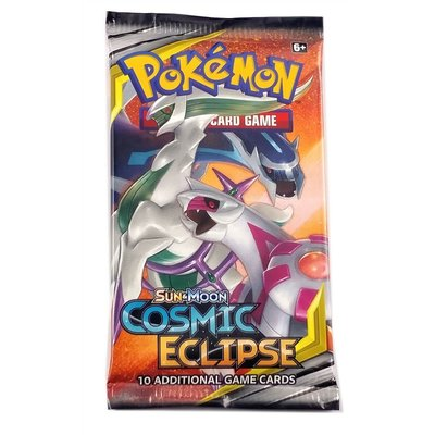 Pokemon SM12 Cosmic Eclipse Booster Pack