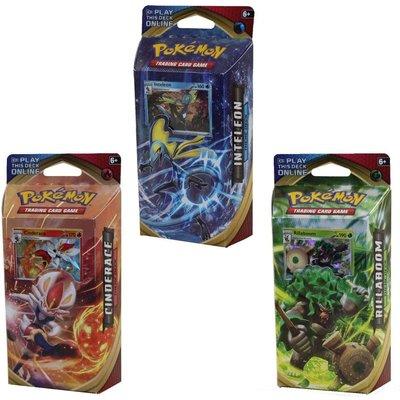 Pokemon SM12 Sword & Shield Theme Deck