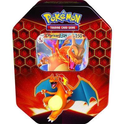 Pokemon Hidden Fates Tin