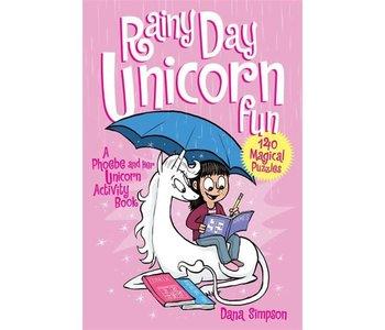 Phoebe & Her Unicorn Activity Book