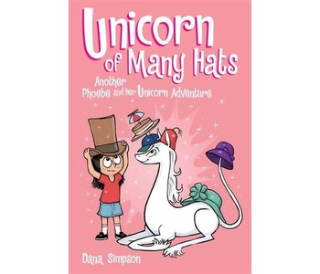 Phoebe March & Her Unicorn #7 of Many Hats