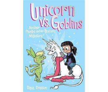 Phoebe & Her Unicorn #3 vs Goblins