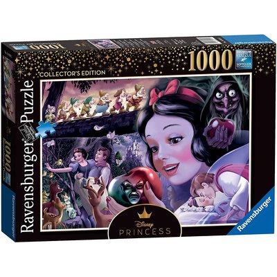 Ravensburger Ravensburger Puzzle 1000pc Disney Snow White Heroines