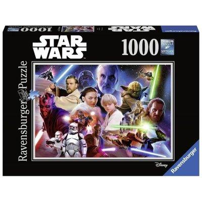 Ravensburger Ravensburger Puzzle Star Wars 1000pc Classic