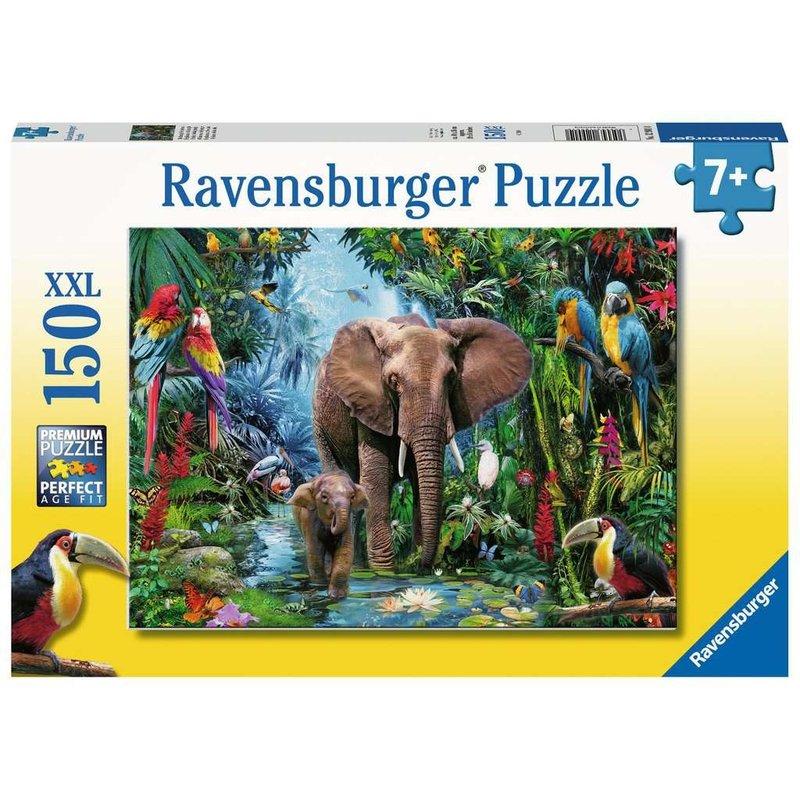 Ravensburger Ravensburger Puzzle 150pc Safari Animals
