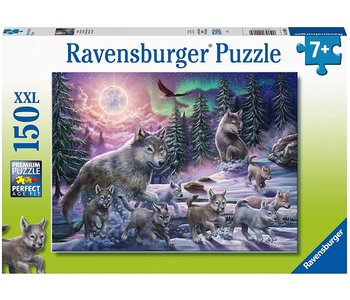 Ravensburger Puzzle 150pc Northern Wolves