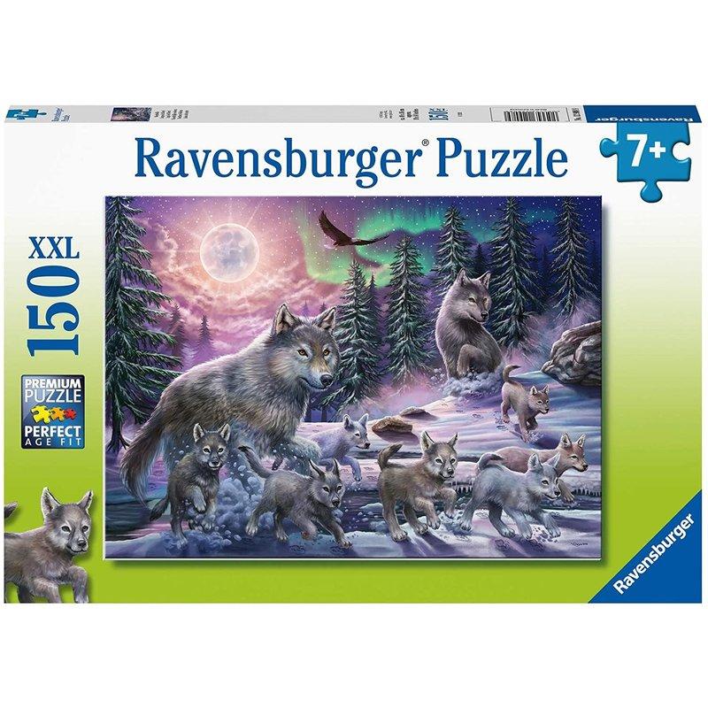 Ravensburger Ravensburger Puzzle 150pc Northern Wolves