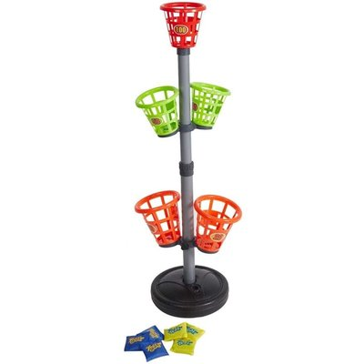 Basket Toss Tree Game