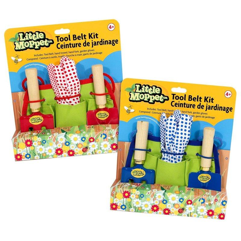 Little Moppet Tool Belt Kit