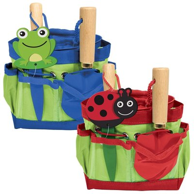 Little Moppet Garden Growing Kits Frog/Ladybug