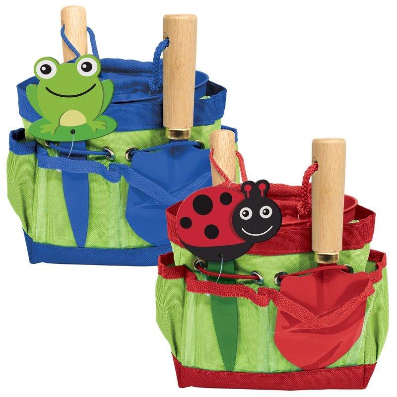 Little Moppet Garden Growing Kits Frog/Ladybug