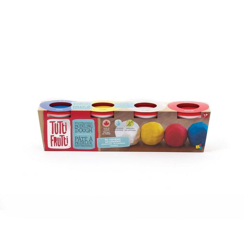 Tutti Frutti Tutti Fruitti Modelling Dough Unscented 4's
