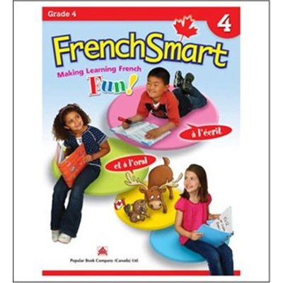 Frenchsmart Book Grade 4