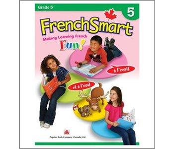 Frenchsmart Book Grade 5