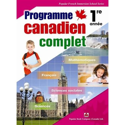 Programme Canadien Complet Grade 1