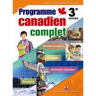 Programme Canadien Complet Grade 3
