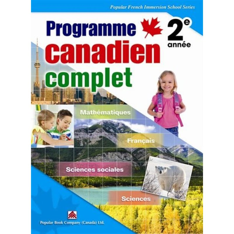 Programme Canadien Complet Grade 2