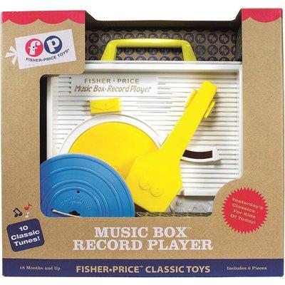 Fischer-Price Music Box Record Player