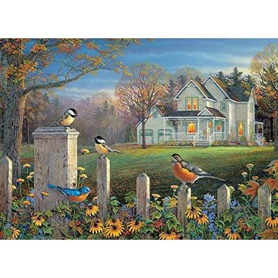 Cobble Hill Puzzles Cobble Hill Puzzle 1000pc Evening Birds