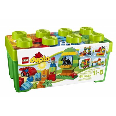 Lego Lego Duplo All in One Box of Fun