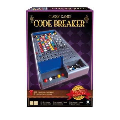 Classic Games Code Breaker (Mastermind)