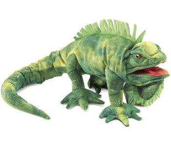 Folkmanis Puppet Iguana