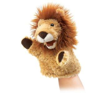 Folkmanis Puppet Little Lion