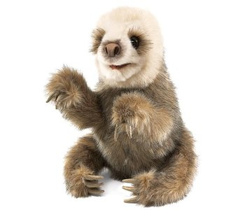 Folkmanis Puppet Baby Sloth